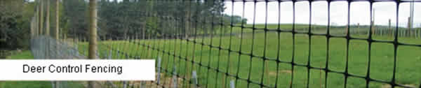 Rectangular Hole PP Deer Fencing