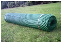 Grass Protection Plastic Mesh