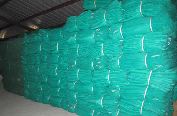 Scaffold Safety Net for Construction Safety Uses